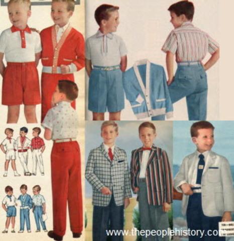 1950 1959 Fashion Timeline Timetoast Timelines