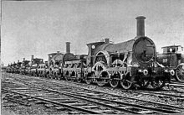 •Siglo XIX (1800 – 1900): Innovaciones en el transporte:
