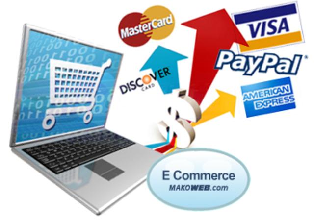 •Siglo XXI (Presente): E-commerce: Compra y venta de Marketing  o de servicio de economía a través de medios electrónicos, tales como internet  y otras redes informáticas.