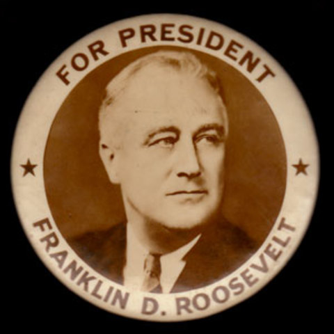 FDR is introduced.