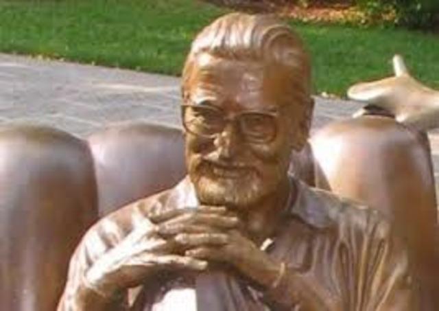 Dr. Seuss Memorial Sculpture Garden opens