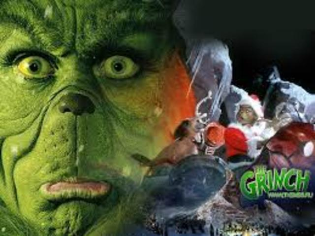 Universal Pictures releases Dr. Seuss' How the Grinch Stole Christmas