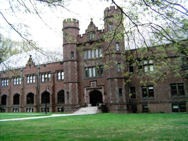 Mount Holyoke College is established