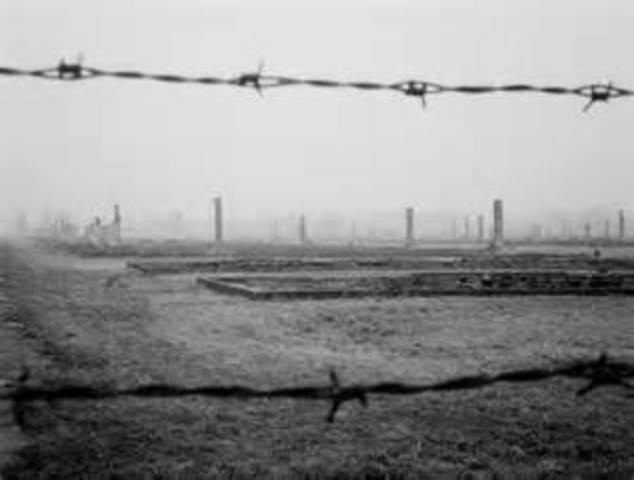 Elie is separated from his family in Birkenau