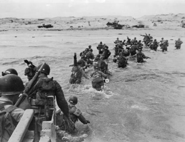 Operation Overlord and D-Day