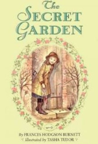 The Secret Garden - by Frances Hodgson Burnett (publish date)