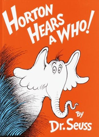 Publishes Horton Hears a Who!