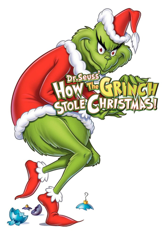 How the Grinch Stole Christmas! appears on TV