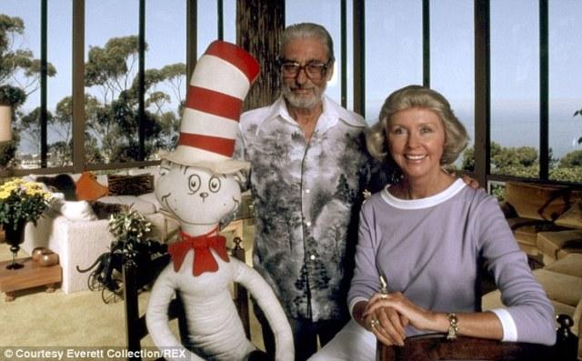 Theodor Geisel marries Audrey Dimond