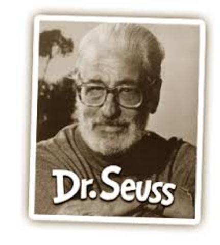Dr. Seuss wins a Peabody Award