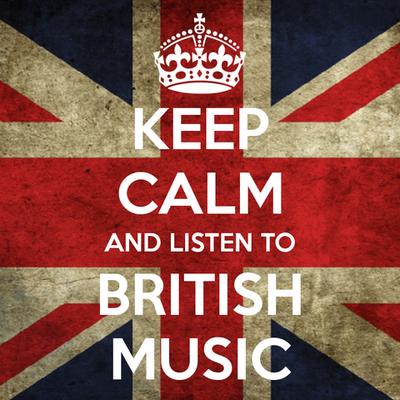 British music timeline