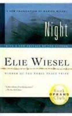 Elie Publishes Night