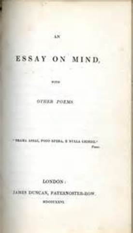 essay on mind and other poems Amazonin - buy an essay on mind: with other poems book online at best prices in india on amazonin read an essay on mind: with other poems book reviews & author details and more at amazonin free delivery on qualified orders.