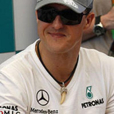 Michael Schumacher timeline
