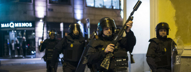 Manifestaciones en solidaridad con Gamonal: la capital se une a la protesta burgalesa