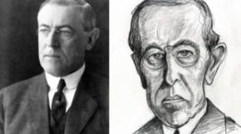 American Presidents 1913-1945 timeline