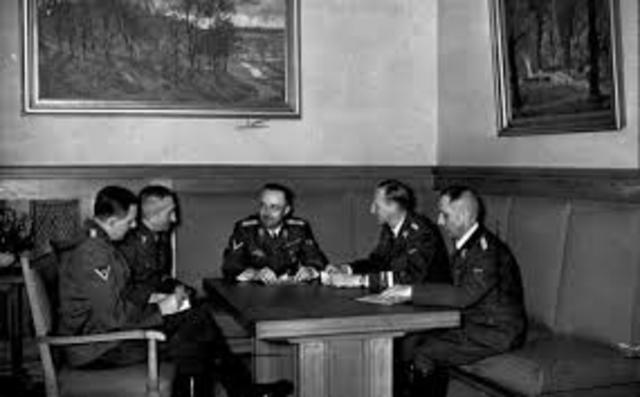"""The Wannsee Conference and the """"Final Solution"""""""