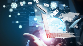 Eventos relevantes en el avance y desarrollo de la tecnología timeline