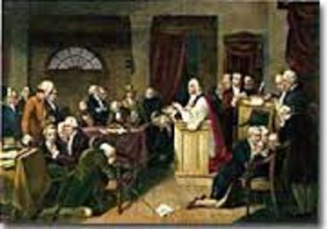 Unit 2 Project: Founding of the American Government ...