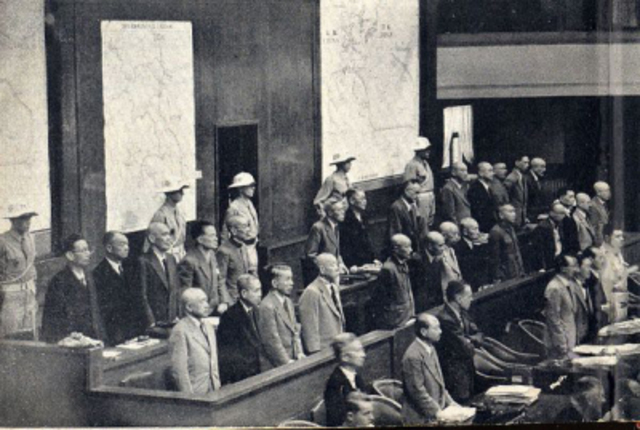 The Japanese War Crime Trials