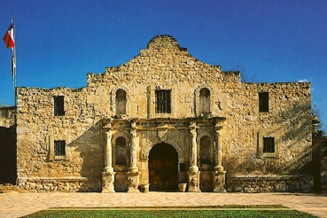 Battle of the Alamo Begins