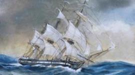 """""""Путешествия вокруг света на военном шлюпе """"Сенявин"""" в 1826- 1828гг."""". timeline"""