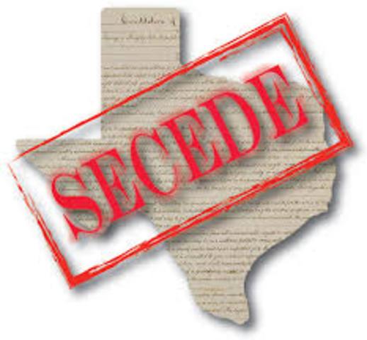 Texas secession movements
