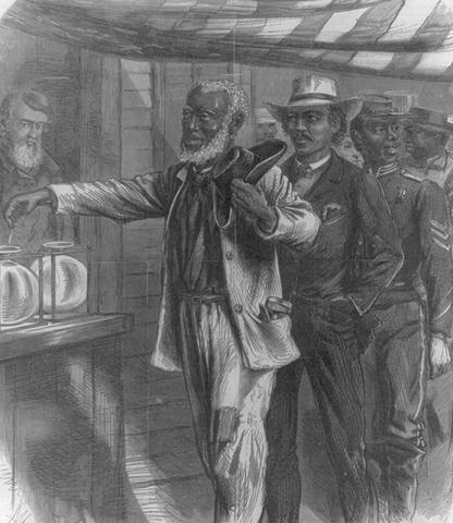 United States ratifies 15th Amendment