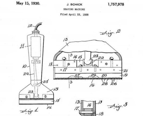 the innovation of hair styling appliances timeline