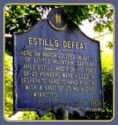 Image result for the Battle of Little Mountain