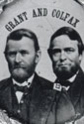 Ulysses S. Grant Elected President