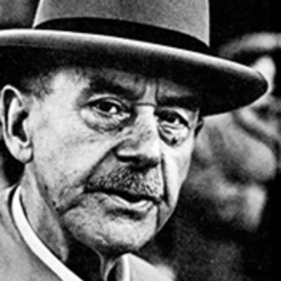 Thomas Mann - elu timeline