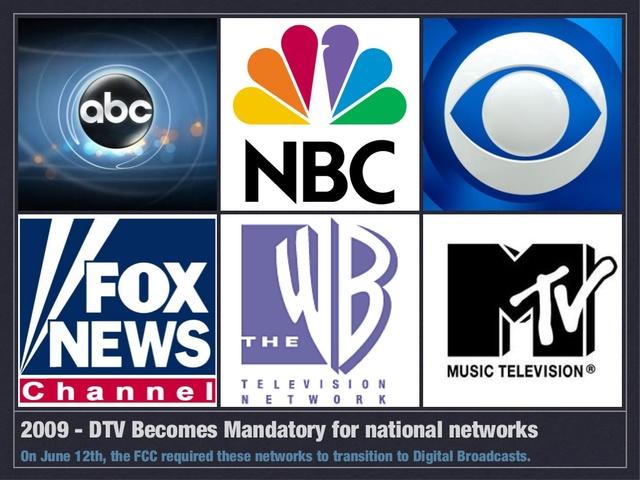 HDTV invasion!!!