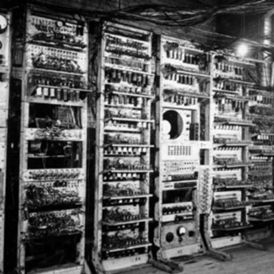 The history of computing timeline