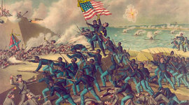 Stepping Stones to Civil War timeline