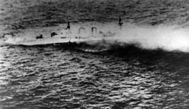 Batalha naval do Mar de Java