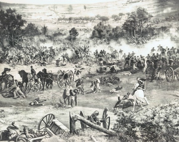 the war was decided at the battle of gettysburg The battle of gettysburg was an important fight in the america civil war the american civil war is said to have been one of the bloodiest wars america has ever experienced.