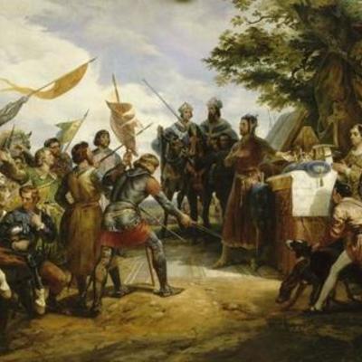 Le Calendrier de l'Histoire Francaise timeline