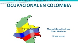 Salud Ocupacional en Colombia  timeline