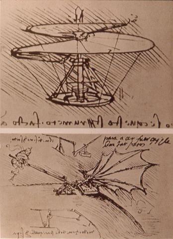 Aviación en la Edad Antigua y Media