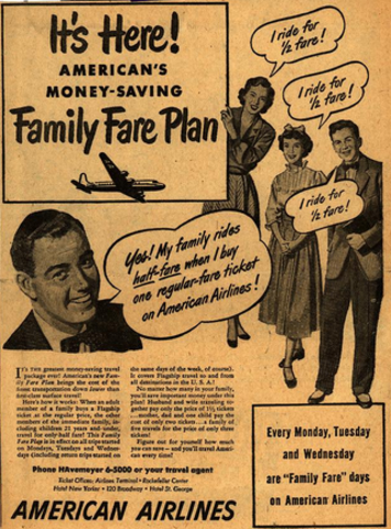 Family Fare Plan