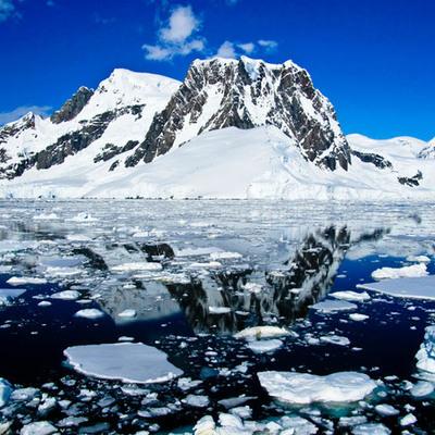 Antarctic History timeline