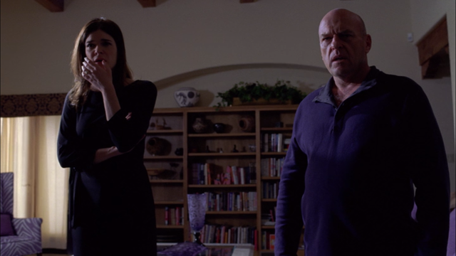 Marie Schraders Color Scheme In Season 5 Of Breaking Bad Timeline