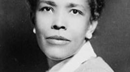The Life of Ella Baker timeline