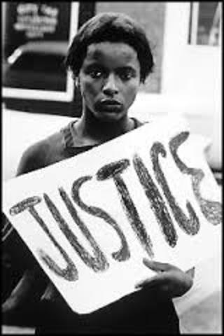 Ella Baker co-founded the organization In Friendship
