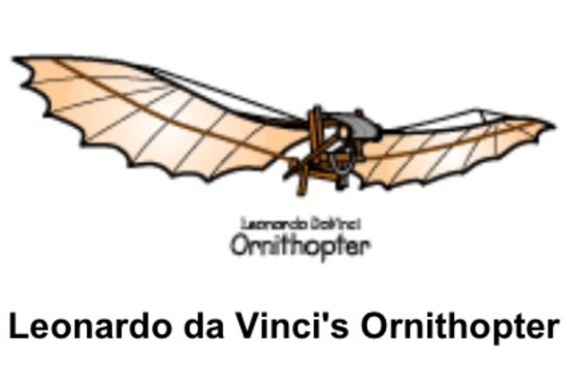 1485 Leonardo da Vinci