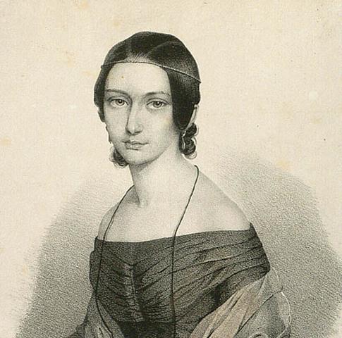 Married Clara Schumann