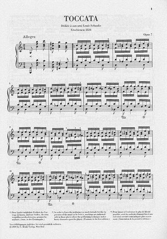 Schuman met Mendelssohn