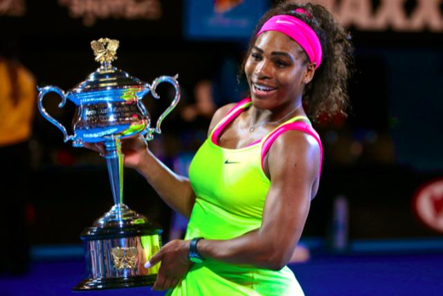 Serena wins!