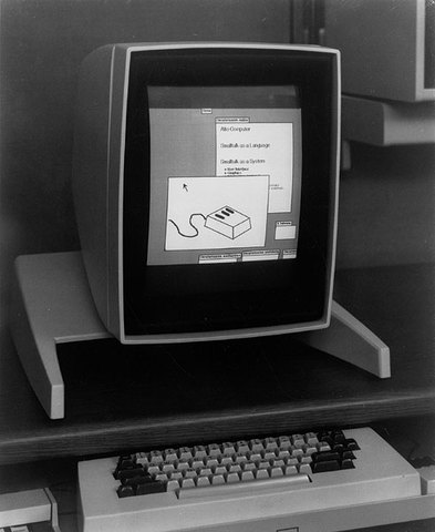 The first workstation